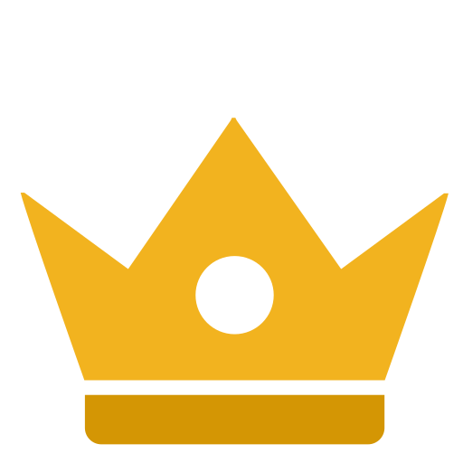 Vector image №10015 for design by keywords crown, king, royal, queen, gold