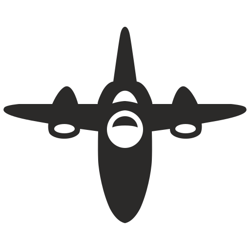 Vector image №10200 for design by keywords air, force, bomber, machine