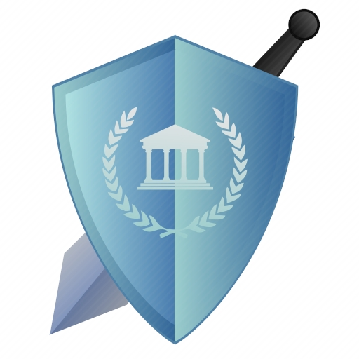 Vector image №10104 by keywords shield, sword, ancient, rome, soldier