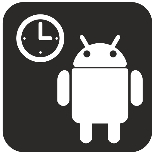 Vector image №10482 for design by keywords android, clocks