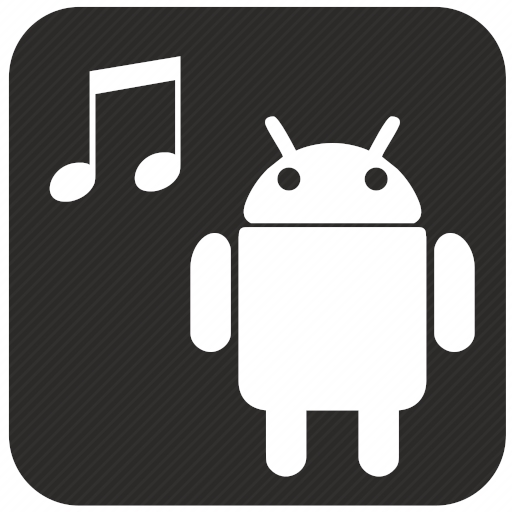 Vector image №10116 by keywords android, music