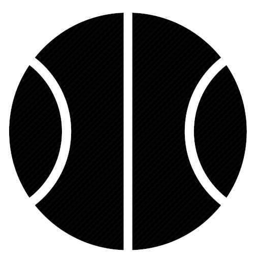Vector image №10243 by keywords basketball, ball, game, sport