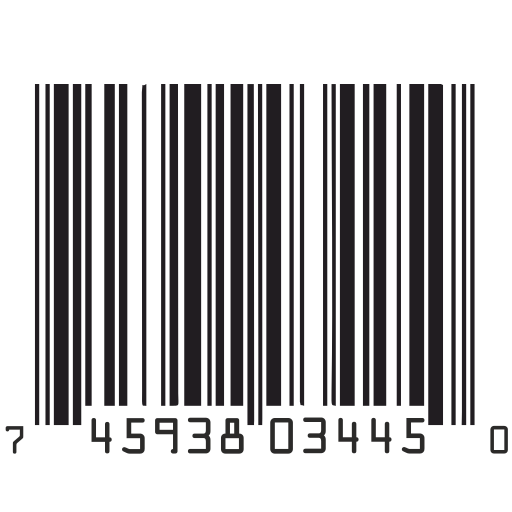 Vector image №11295 for design by keywords short, barcode, numbers