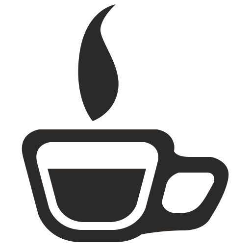Vector image №11318 for design by keywords small, cup, coffee, hot, drink, barista