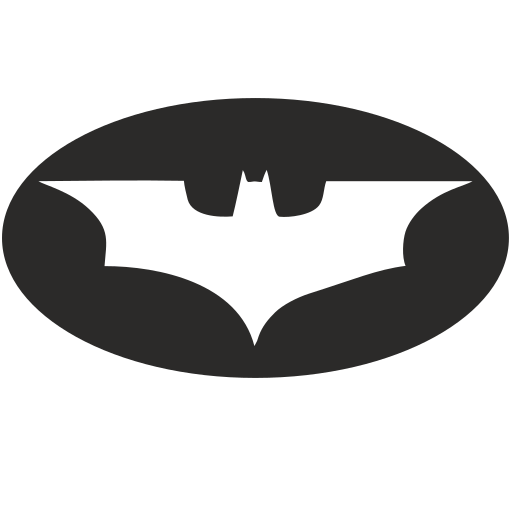 Vector image №16060 for design by keywords batman, round, form, signal