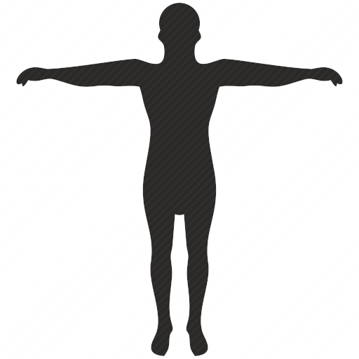 Vector image №10412 by keywords body, man, sportman, figure, fitness