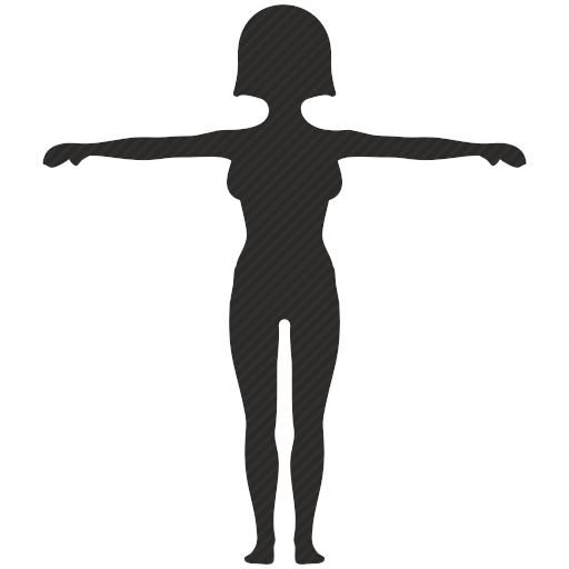 Vector image №10413 by keywords lady, figure, woman