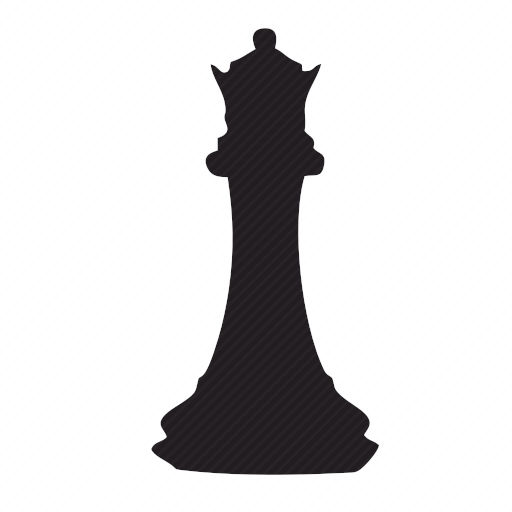 Vector image №10689 by keywords chess, king