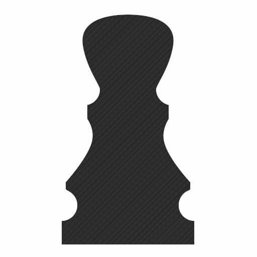 Vector image №10701 by keywords rook, chess, role, game