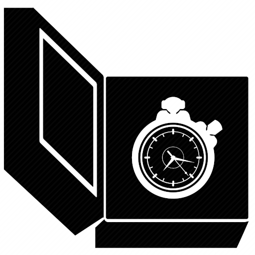 Vector image №10725 by keywords classic, stopwatch, sport, watches, present, box