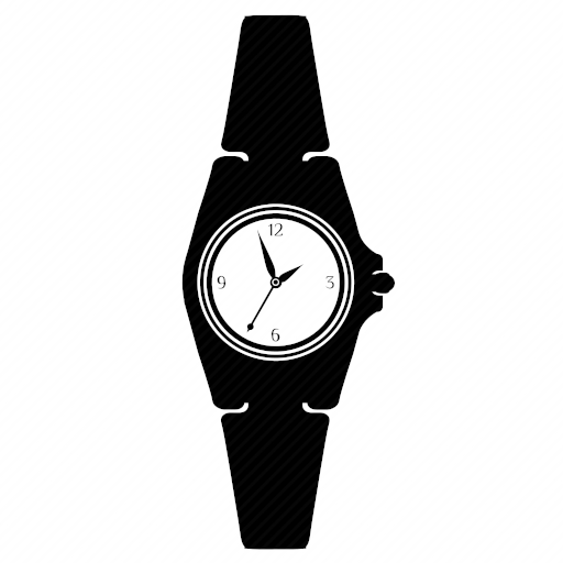 Vector image №10726 by keywords classic, woman, clocks, watches, hand