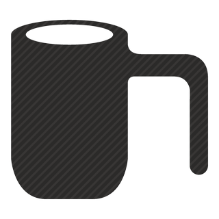 Vector image №10831 by keywords tourist, cup, mug, drink, coffee