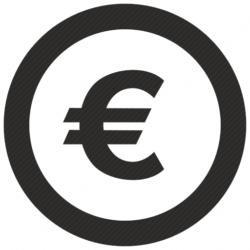 Vector image №10870 by keywords euro, europe, coin, change, exchange, value, cent
