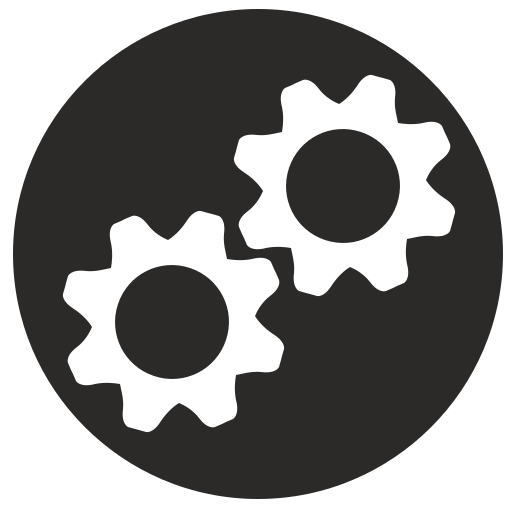 Vector image №13525 for design by keywords engine, loading, load, process, round, gears