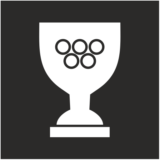 Vector image №13845 for design by keywords olimpic, cup, win, sport, square, form