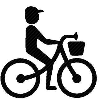 Vector image №11031 for design by keywords city, velo, cycle, drive