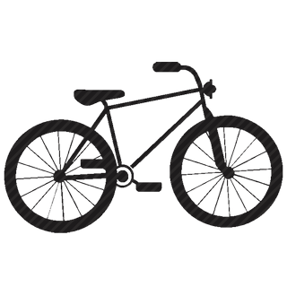 Vector image №11032 for design by keywords cycle, velo, drive, sport