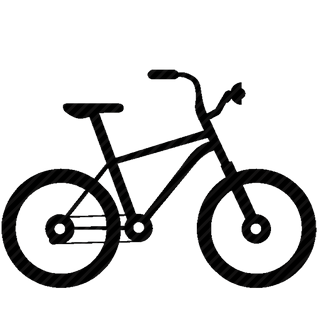 Vector image №11033 for design by keywords drive, velo, cycle, sport