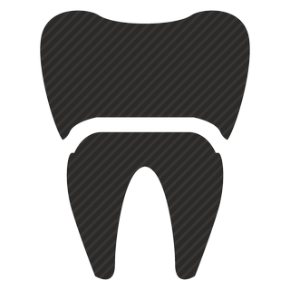 Vector image №11067 for design by keywords dental, care, implant, tooth, stomatology