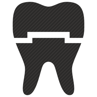 Vector image №11094 for design by keywords tooth, medicine, implant, dental, implantant