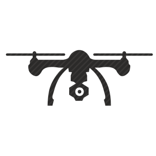Vector image №11123 by keywords drone, helicopter, cam, camera, security, record