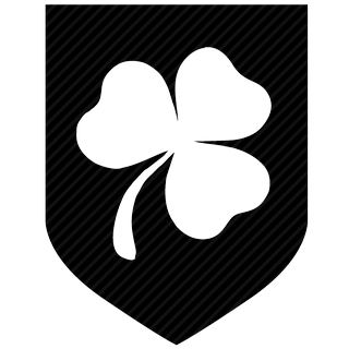 Vector image №11221 by keywords shield, st, patrick, day, holiday, leaf