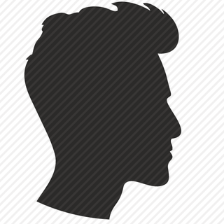 Vector image №11555 for design by keywords young, man, hair, style, boy