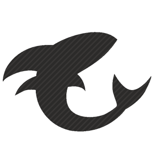 Vector image №12307 for design by keywords shark