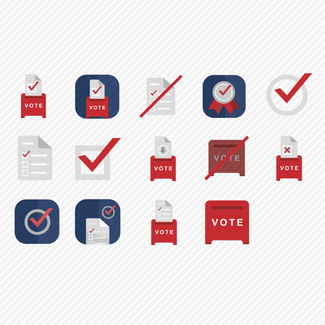 Iconset «Vote & elections»